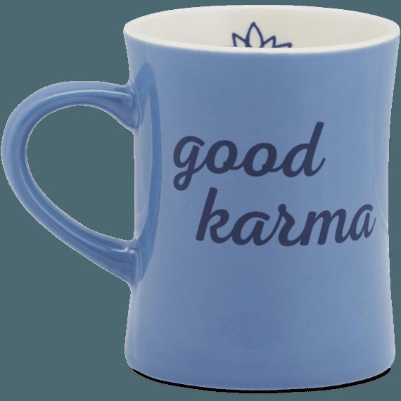 Good Karma Diner Mug