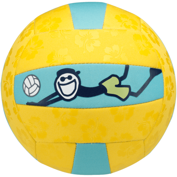 Good Times Volleyball, Sunny Yellow