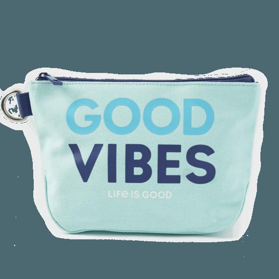 Good Vibes Wayfarer Pouch