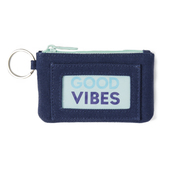 Good Vibes Wayfarer Wallet