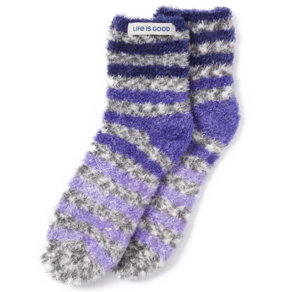 Gradient Stripe Feathersoft Sock