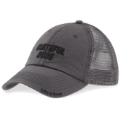 Grateful Dude Soft Mesh Back Cap