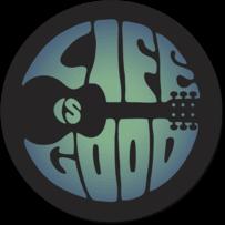 Guitar LIG Circle Sticker