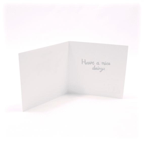 Have A Nice Daisy Card