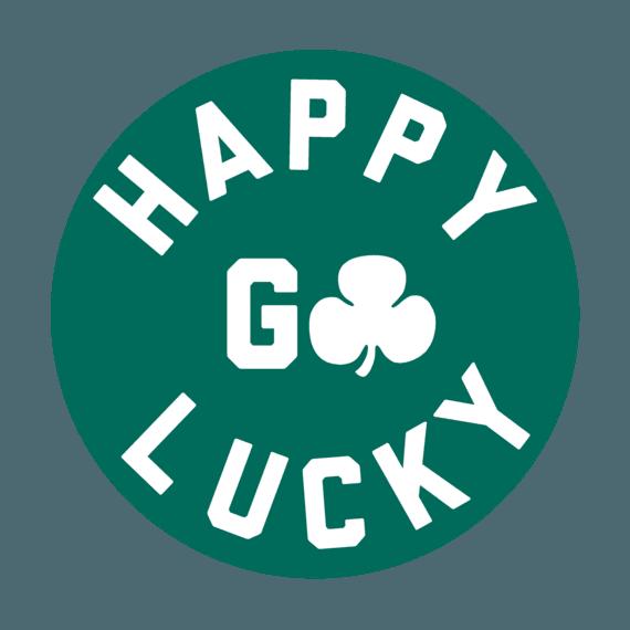 Happy Go Lucky Magnet