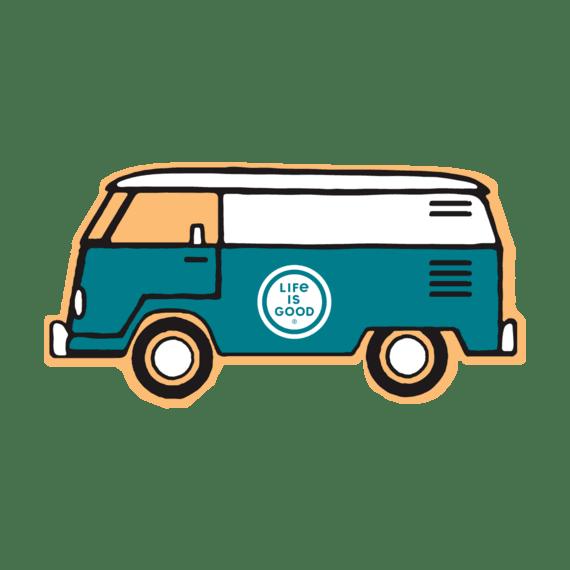 Happy Van Decal