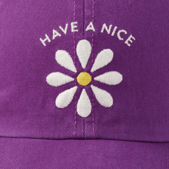 Have A Nice Daisy Kids Chill Cap