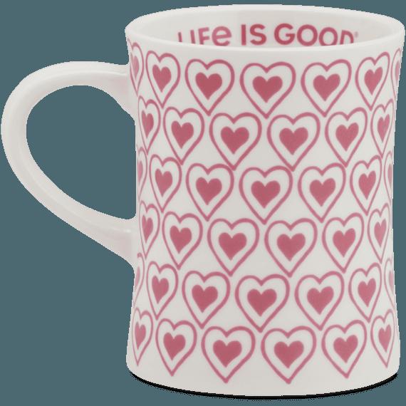 Heart Diner Mug