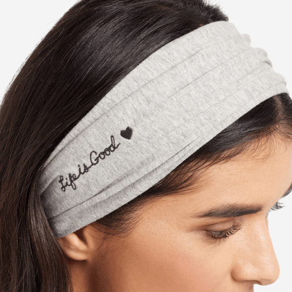 Heart LiG Happy Headband