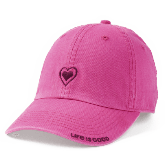 Heart Outline Chill Cap