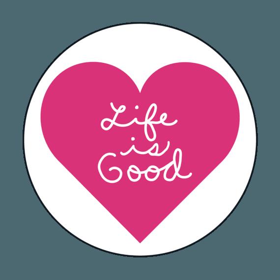 Magnet Life is Good Heart Script