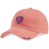 Heart Tattered Chill Cap