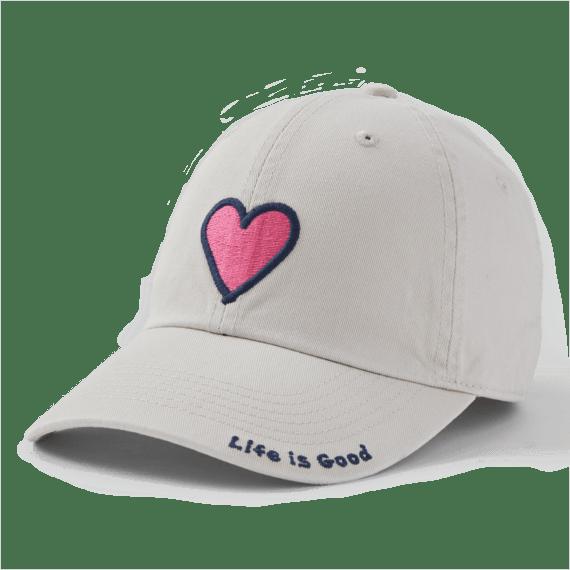 Heart Vintage Chill Cap