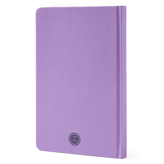 Heart Wave Mead Canvas Journal