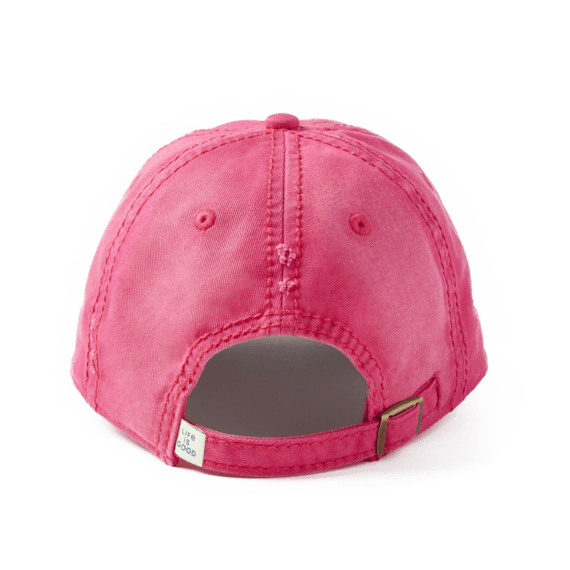 Hibiscus Sunwashed Chill Cap