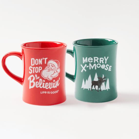 Holiday Pack 1 Tis The Season Mugs