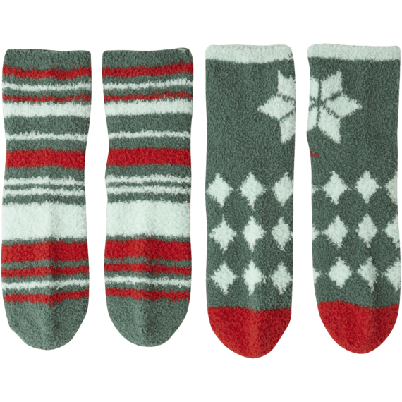 Holiday Patterns Snuggle Tee Pack