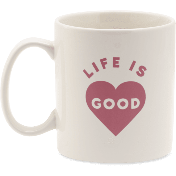 Heart Jake's Mug