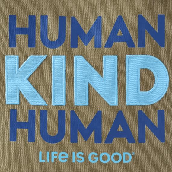 Human Kind Way More Wayfarer Tote
