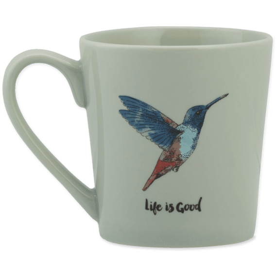 Hummingbird Everyday Mug