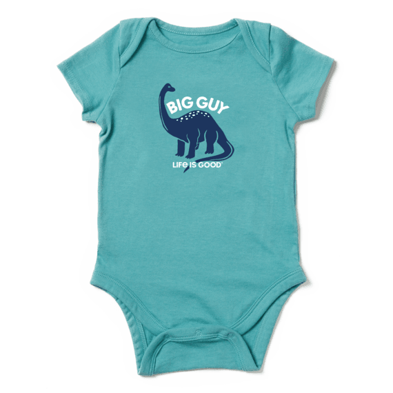 Infant Big Guy Dino Crusher Baby Bodysuit