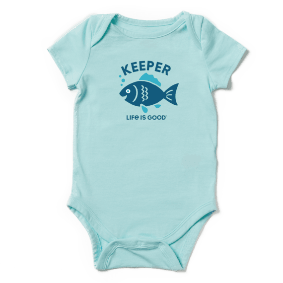 Infant Keeper Crusher Baby Bodysuit