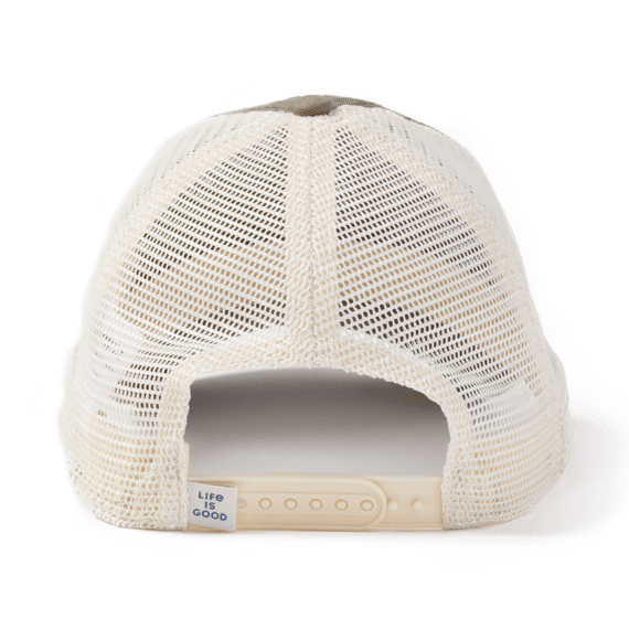 Into The Wild Soft Mesh Back Cap