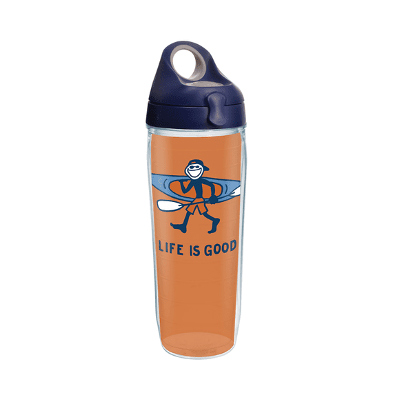 Jake Kayak Tervis Water Bottle with Lid