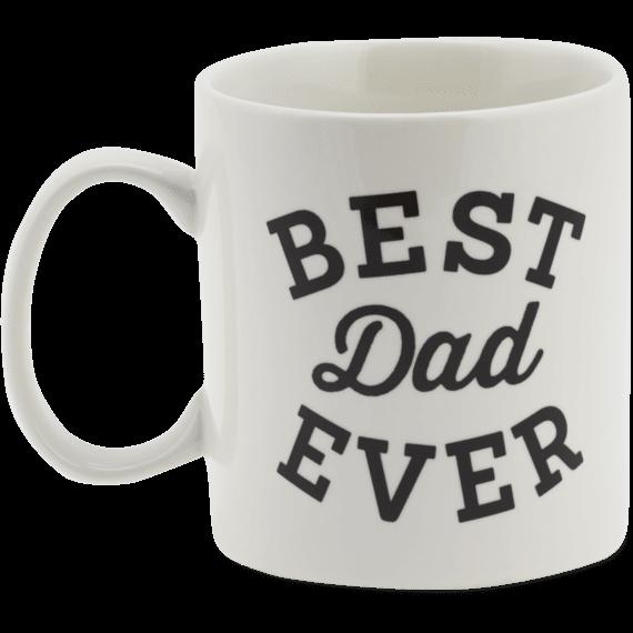best dad ever printed jake s mug life is good