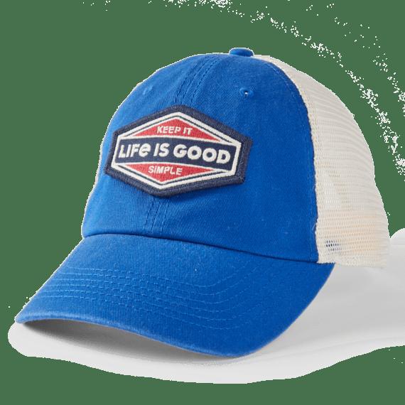 Keep it Simple Soft Mesh Back Cap