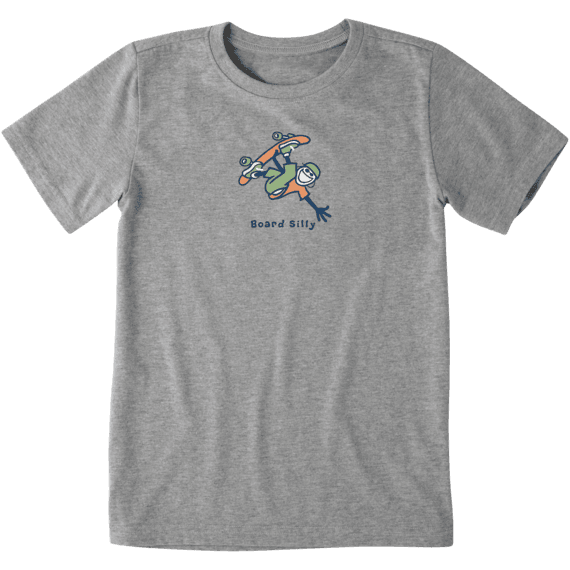 Kids Board Silly Vintage Crusher Tee