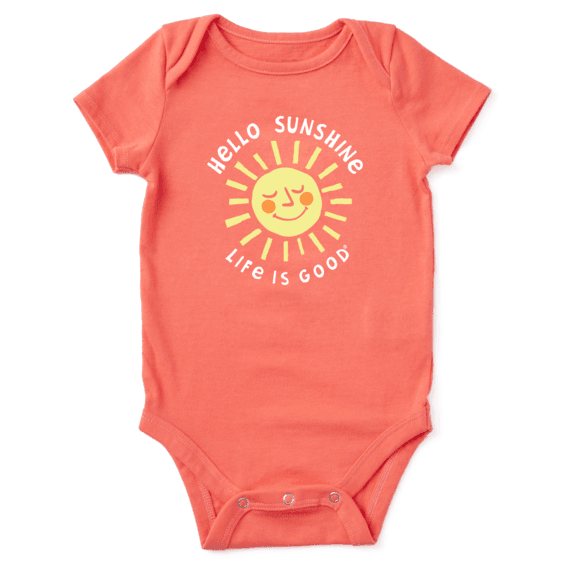 NWT Life is good INFANT BABY BOY ONE PIECE  0-3  3-6   6-12  months sleeper
