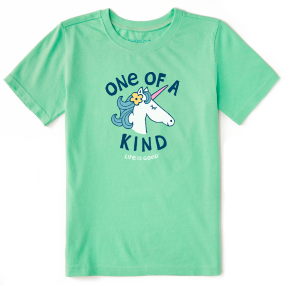Kids Kind Unicorn Crusher Tee