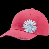 Kids Print Pattern Flower Chill Cap