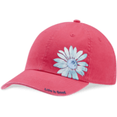 Kids Print Pattern Flower Chill Cap
