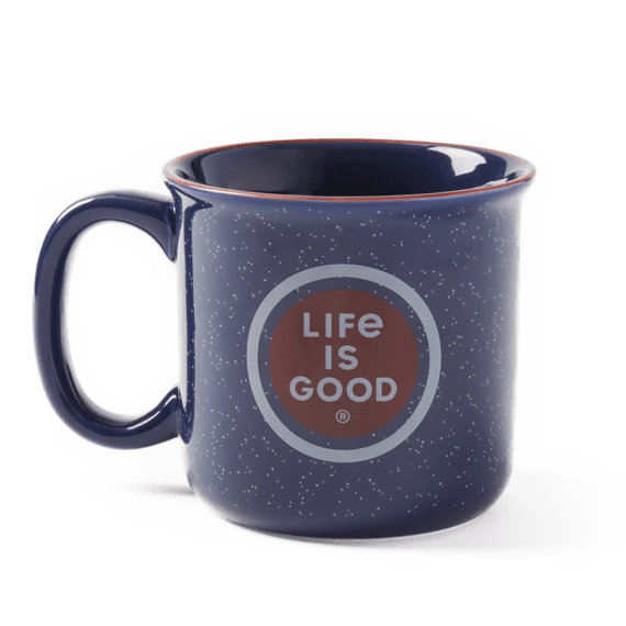 LIG COIN Happy Camper Mug