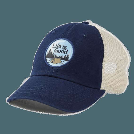 LIG Camp Scenic Soft Mesh Back Cap