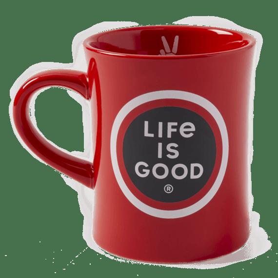 LIG Coin Diner Mug