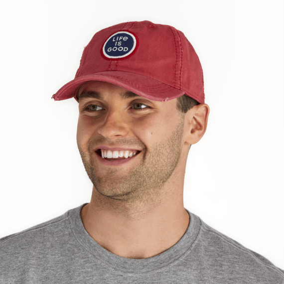 LIG Coin Sunwashed Chill Cap