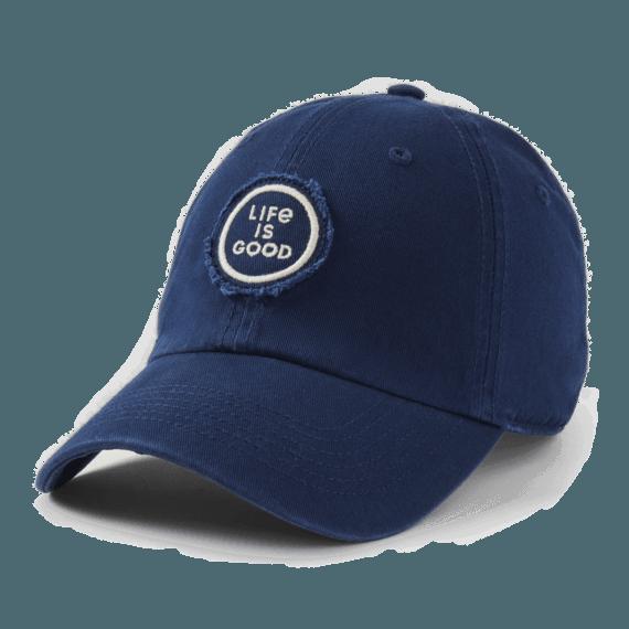 LIG Coin Tattered Chill Cap
