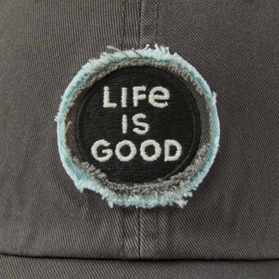 LIG Coin Tattered Chill Cap