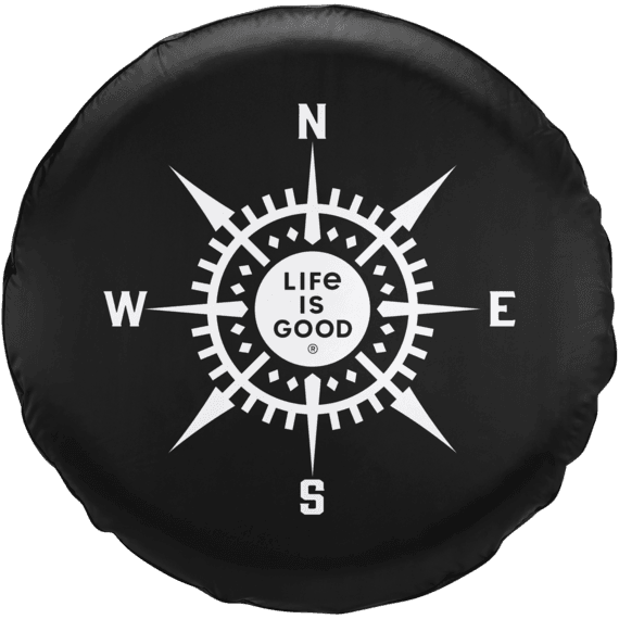 LIG Compass Tire Cover