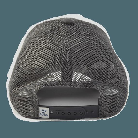 LIG Deer Soft Mesh Back Cap