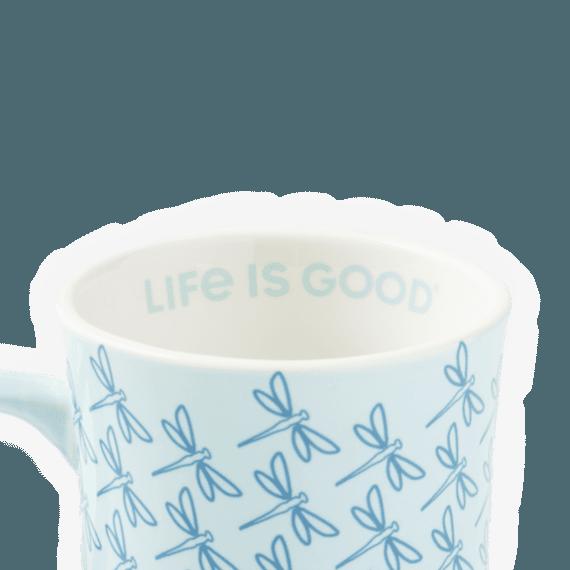 LIG Dragonfly Diner Mug
