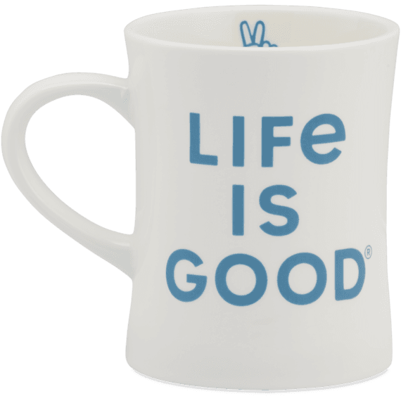 LIG Logo Diner Mug
