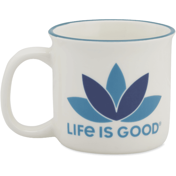 LIG Lotus Happy Camper Mug