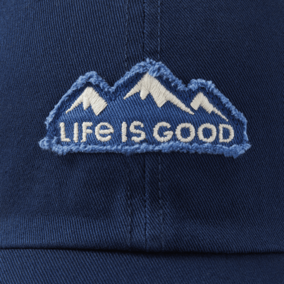 LIG Mountain Tattered Chill Cap