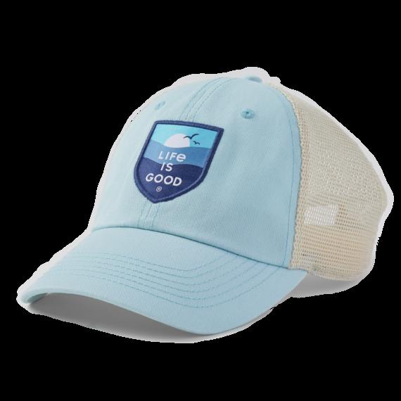 LIG Ocean Patch Soft Mesh Back Cap