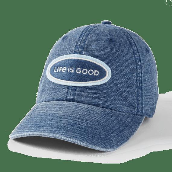 LIG Oval Sunworn Chill Cap