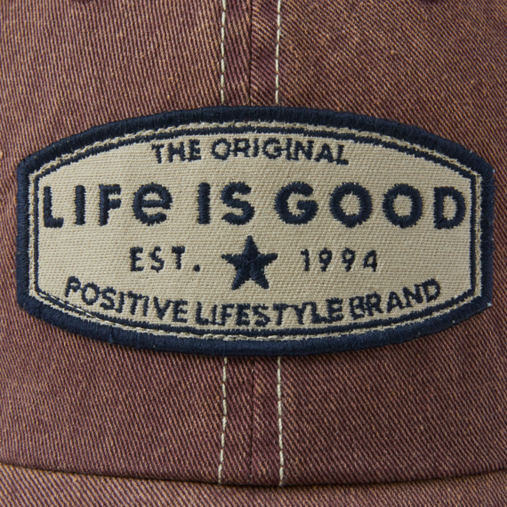 LIG Patch Old Favorite Mesh Back Cap